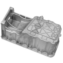 Aluminum Engine Part Oil Pan
