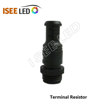 DMX Signal LED Lighting IP65 Terminal Resistor
