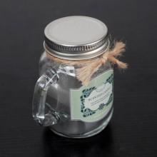 Good Quality Fragrance Scented Mason Jar Citronella Candle