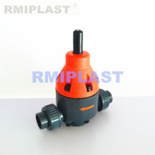 PP Safety Valve PN10 DN15 DN25 DN50