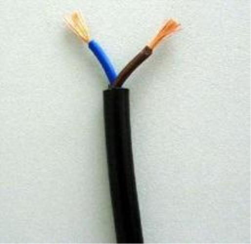 Copper core PVC insulated sheathed flat wire