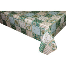 Elegant Tablecloth with Non woven backing M&s Christmas