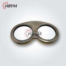 Tungsten Carbide Wear Plate For Schwing Concrete Pump