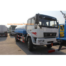 4x2 10-12M3 water tank truk of SInotruk