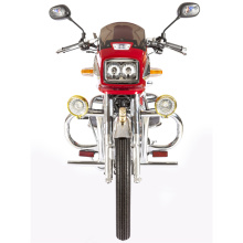 Cheap price for 125Cc Motorcycle HS125-C Gas Street Red Motorcycle With Backrest supply to Armenia Exporter