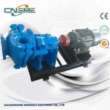 Special Design for Metal Lined Slurry Pump Double Casing Slurry Pumps export to Syrian Arab Republic Manufacturer