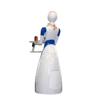 Food and Drink Waiter Robot for Cafe
