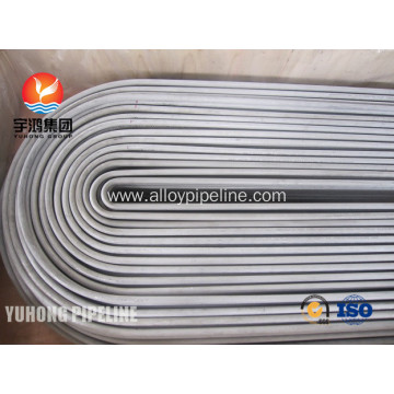 ASME SA213 TP347 Heat Exchanger U Bend Tube