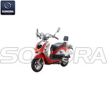 Benzhou YY125T-19B YY150T-19B Body Kit Complete Scooter Engine Parts Original Spare Parts