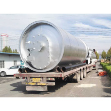 ODM for Tyre Pyrolysis Equipment latest used tyre pyrolysis to oil plant export to Slovenia Manufacturer