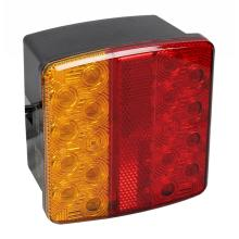 3W 12V E-mark LED lamps for Trailers with magnet