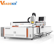Best quality Low price for 1000W Fiber Laser Cutting Machine Metal Fiber  Metal Cutting Machine 2000W supply to Romania Importers