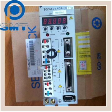 Factory Promotional for Fuji Nxt Machine Parts FUJI XP SERVO DRIVER EEAN2571 YASKAWA SGDM-01ADA-R export to Portugal Manufacturers