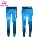 Leggings Training Spandex Sublimated