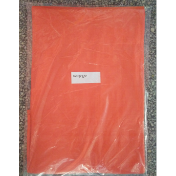 Orange Farbe 12'x12 'PE-Plane