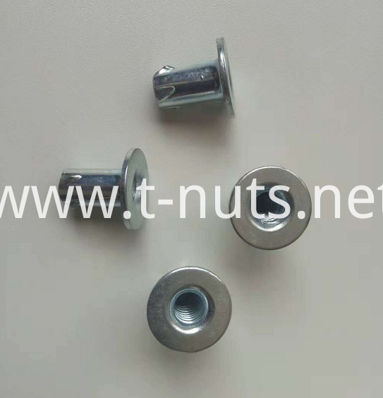 Zinc Plated Proplled Nut