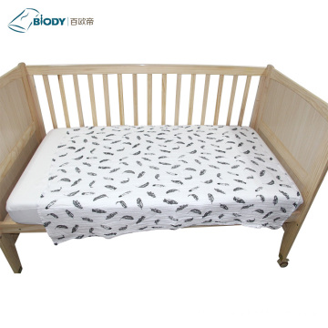 Reliable for Muslin Blankets Organic Cotton Muslin Baby Blanket Packaging Box export to Portugal Suppliers