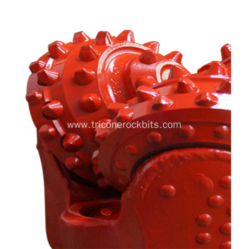 Tricone Bits For Middle Hard To Hard Layer