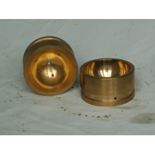 Best quality Low price for Concrete Pump Wear Sleeve concrete pump copper and Nylon ball socket export to Spain Manufacturer