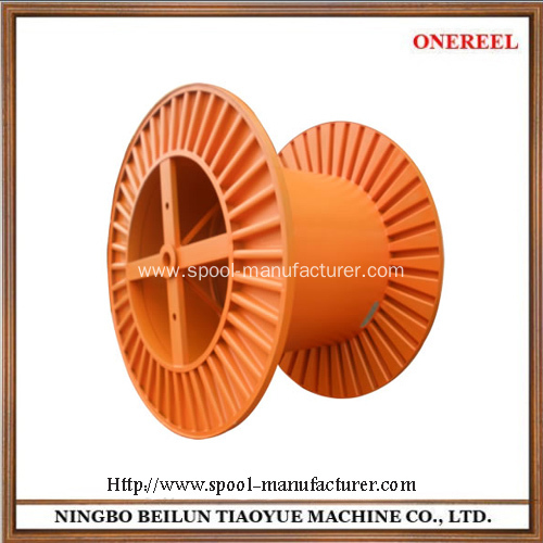 steel corrugated cable drums