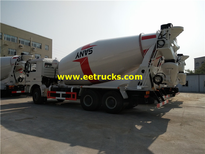 Beton Transport Mixers