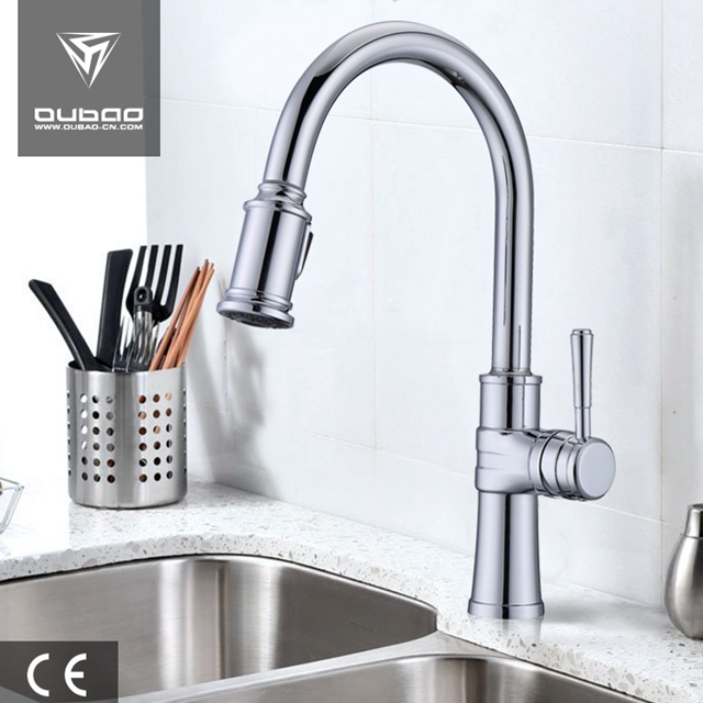 Kitchen Faucets With Sprayer