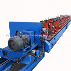 Steel c&u solar frame roll forming machine