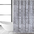 Shower Curtain PEVA Ceramic Tile