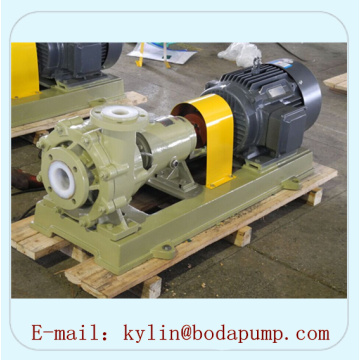 Type UHB-ZK Corrosion Resistant Mortar Mud Pump