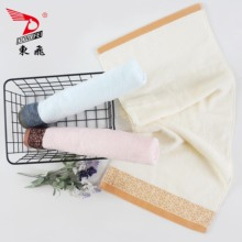 chinese window design plain weave towel