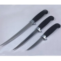 TPR Handle Fish Fillet Knife Fishing Knife