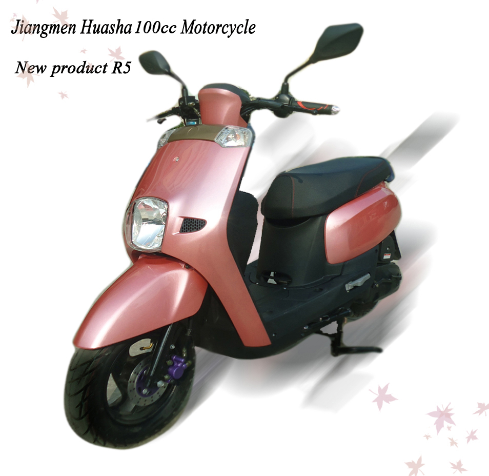 Jiangmen Huasha New Scooter 125cc Summer Vespa R5 Guangdong Cheap price