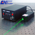 1mW 532nm Green Laser Beam Single&point Laser Pointer Pen Silver
