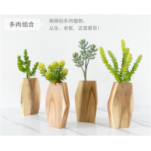 Special for Best Wooden Christmas Standing Decoration,Christmas Decoration Standing Wooden Deer,Wooden Stand Tree Christmas Decoration,Colorful Stand Tree Christmas Decoration Manufacturer in China Multilateral Plastic Flowers Wooden Vase Standing supply