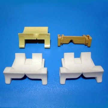 High purity alumina cable guide bushing