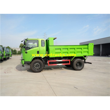SHACMAN 10ton Off Road Dumper Trucks