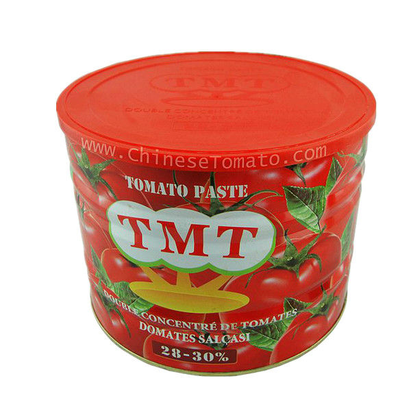Tomato Paste Made of Fresh Vegetables