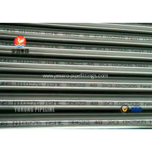Factory Price for Hastelloy C276 Pipe Hastelloy C22 Seamless Pipes ASTM B622 UNS N06022 export to Mauritania Exporter