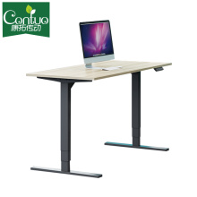 Adjustable Height  Table Electric Uplift Office Desk With Remote Control India