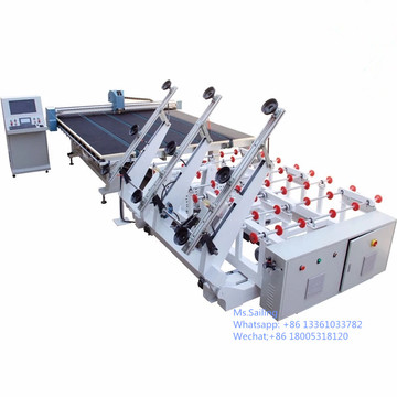Top Quality CNC Glass Cutting Line