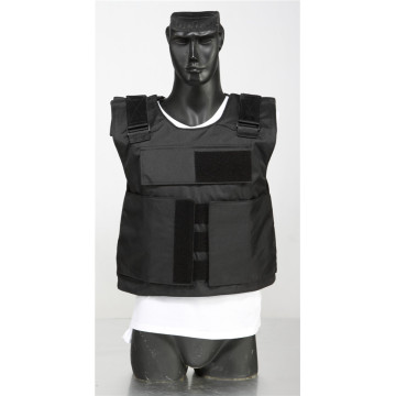 Soft Black Anti Stab Body Armor