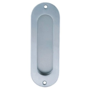 Stainless Steel Oval Flush Pull