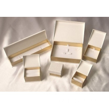 Luxury High Quality Rigid Cardboard Jewellery Packaging Box