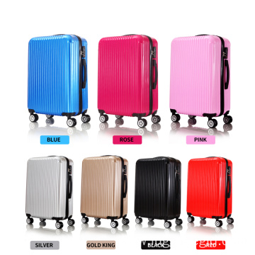 Colorful cheap luggage sets under $50 wholesale