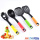 4 Pieces cooking tools nylon kitchen utensils