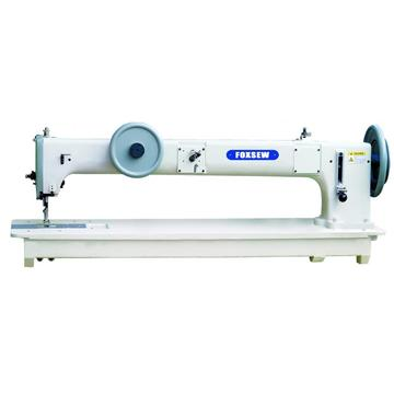 Long arm Sewing Machine for Extra-thick Material with Comprehensive Feeding