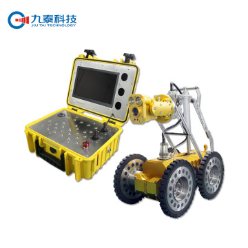CCTV Pipe Sewer Robot Camera System