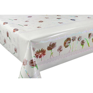 3D Laser Coating Tablecloth Kohls