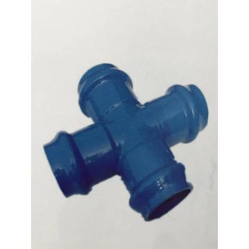 MOPVC Socker Cross tee Adaptor Fitting