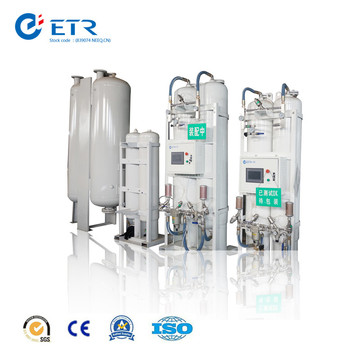 Breathing apparatus oxygen Containerized Oxygen Generator